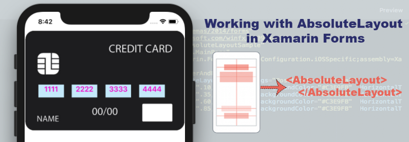 Working with AbsoluteLayout in Xamarin Forms – AskXammy